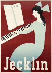 Jecklin-Historical Poster